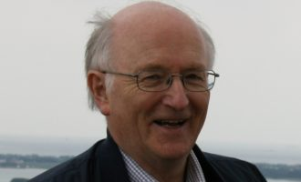 Vikingekspert professor Torgrim Titlestad