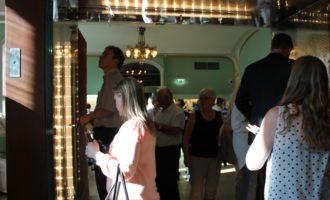 Yrende liv på myntkabinettet i Oslo under Samlerhusets arrangement