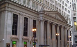 kontantløse samfunn bank USA Samlerhuset