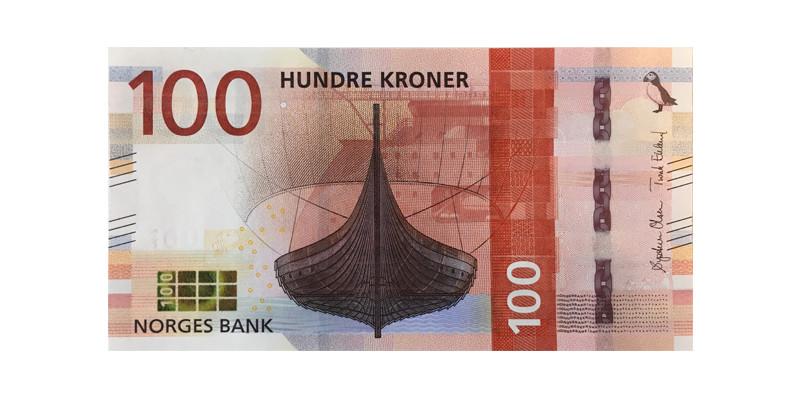nye sedler maritimt motiv båter sjø havet