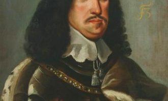 Frederik IIIs 2 mark