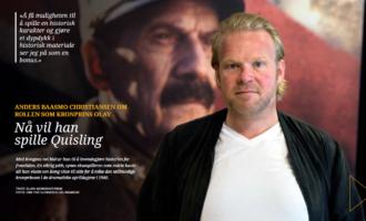 Anders Baasmo Christensen Kongens Nei premiere