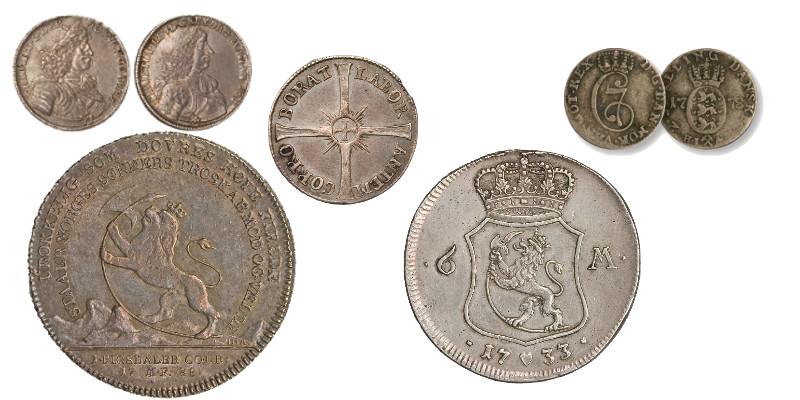 Hva kan du om norske mynter? Kan du forskjell på kroner og mark, skillinger og daler? Ta quizen og prøv!