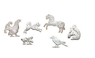 Husker du dyremotivene fra norske mynter under Olav? Det var litt av en historie!