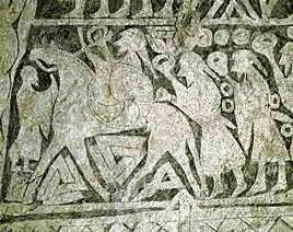 trikvetra i trekant med Odin