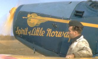 Spirit of Little Norway var et av treningsflyene til de norske krigsflygerne