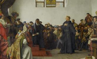 Europas historie - quiz. Hvem var i 1517 ansvarlig for bevelsen som delte Europa religiøst i to?