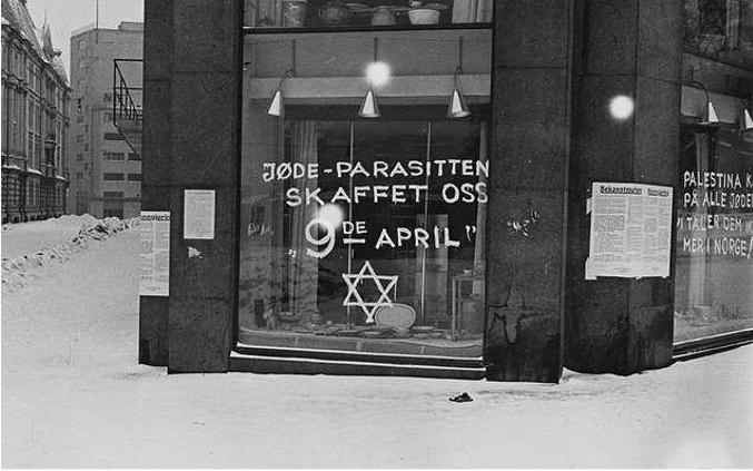 hva vi lærte: Antisemittisme er en stygg affære som krever mange menneskeliv