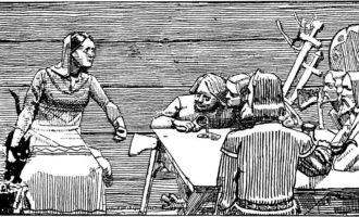 Man vet ikke veldig mye om Garald Gråfell, men han var ikke blant de dyktigste kongene av Norge.