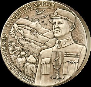 Slaget om Narvik skapte håp om at tyskerne kunne bekjempes. Fleischer var nære ved å få det til.