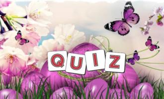 Påskequiz prøv vår middels quiz