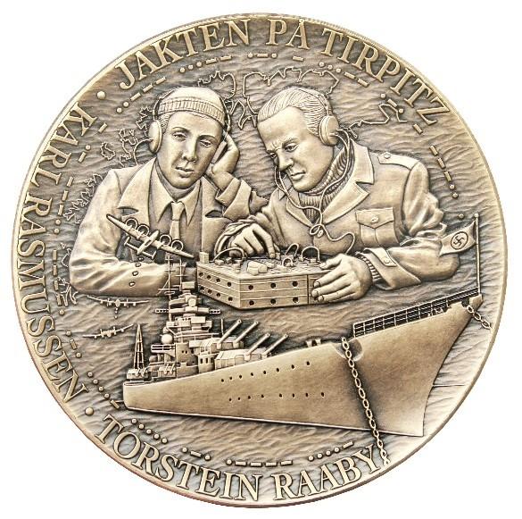 Raaby og Rasmussen gjorde en viktig jobb i kampen om Nord-Norge