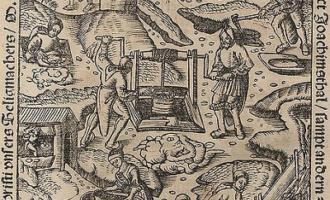 Joachimsthal fikk opp produksjonen av mynter i middelalderen og moderne tid
