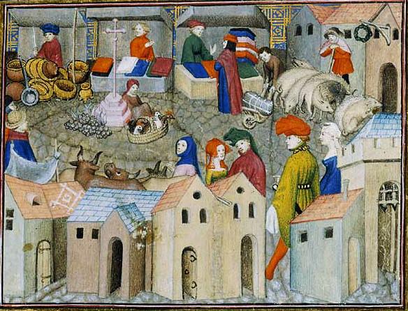 Mynter i middelalderen var i hovedsak en trist affære - med hederlige unntak.
