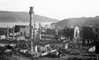 Kampene i Nord-Norge og livet videre ble tøft for de som bodde der. Men de ga seg ikke.