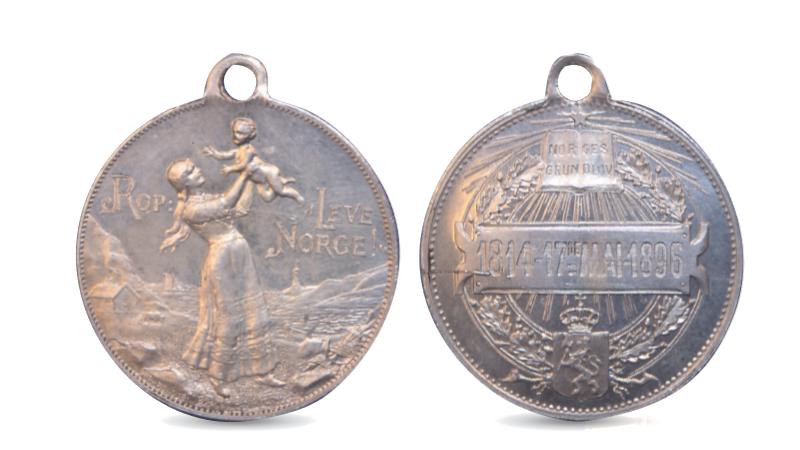 17. mai 1896: Rop: Leve Norge var en klar beskjed om hvor man burde stå i unionsstriden.