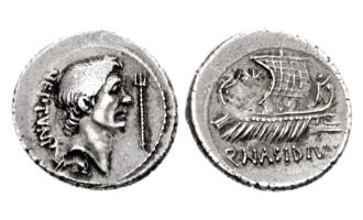 Romerne brukte mynt og kron for å avgjøre nøytralt