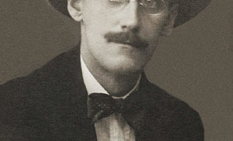 James Joyce ble feilsitert på irsk mynt