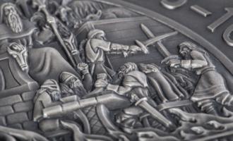 Valhall var forbeholdt de sterkeste krigerne. Flesteparten endte opp andre steder