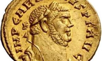 Brexit for første gang? Carausius-mynt fra det britanniske opprør.