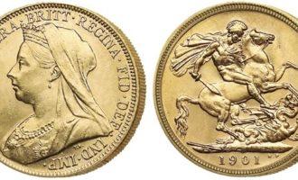 Starten på en gullalder: Sovereign, her den siste fra Victoria