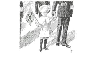 eun ung kronprins Olav
