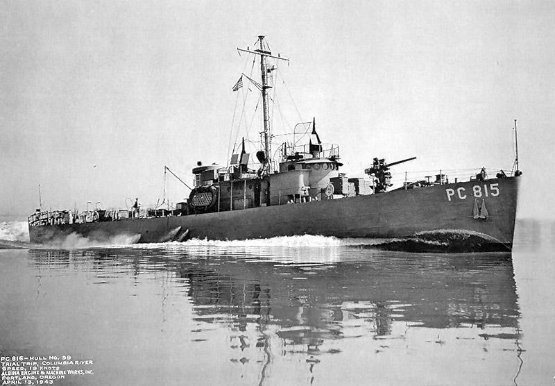 Shetlands-Larsen og resten av gjengen begynte å bruke amerikanske ubåtjegere for å sikre reisene