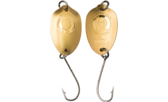 fiskesluk-mynten med krok