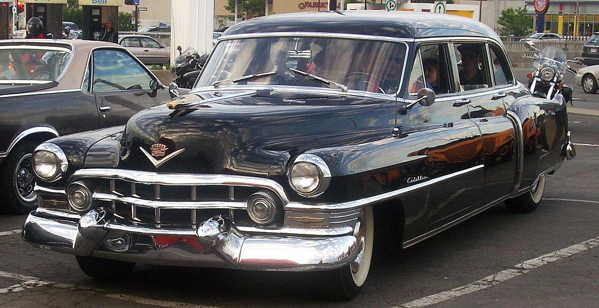 Kong Olav Vs bil så omtrent slik ut: Her en 1952-variant.
