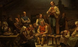 Samlerhuset Hans Nielsen Hauge fortjener minnemynt