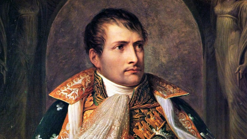 Samlerhuset Napoleon Bonaparte som keiser