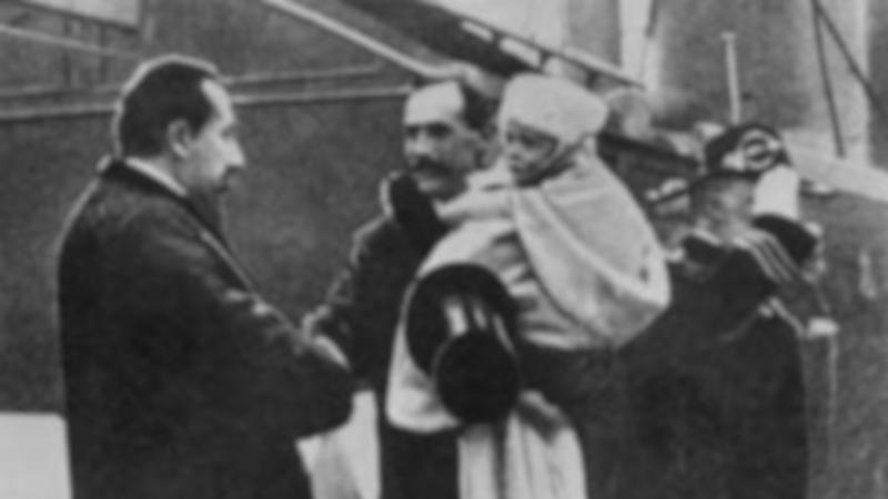 Christian Michelsen og Haakon VII