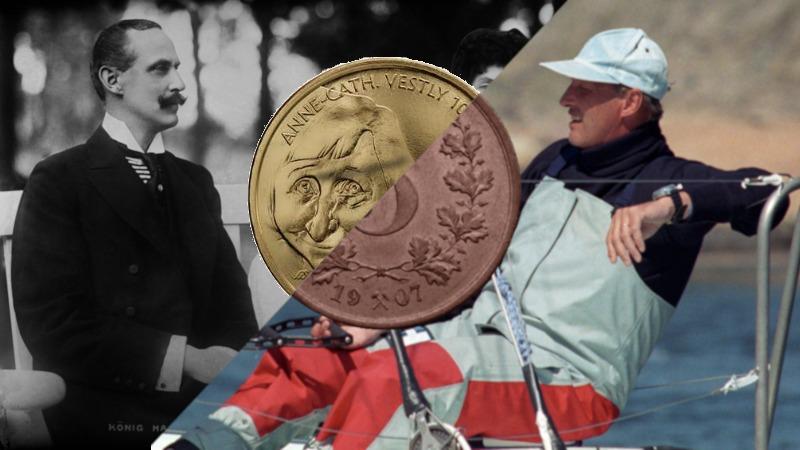 Norsk mynt fra Eikeløv til Vestly