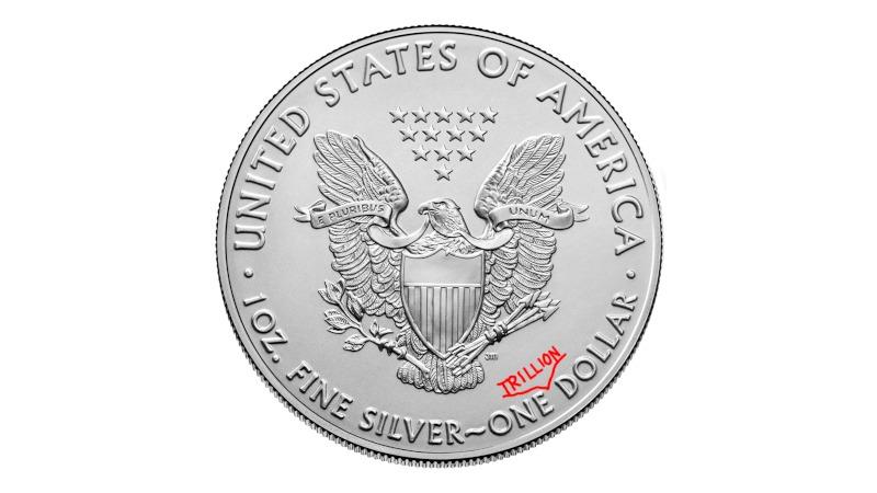 Samlerhuset - en billion dollar mynt